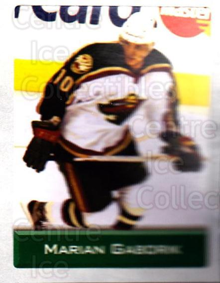 2003 NHL Stickers Collection #244 Marian Gaborik<br/>2 In Stock - $2.00 each - <a href=https://centericecollectibles.foxycart.com/cart?name=2003%20NHL%20Stickers%20Collection%20%23244%20Marian%20Gaborik...&quantity_max=2&price=$2.00&code=244296 class=foxycart> Buy it now! </a>