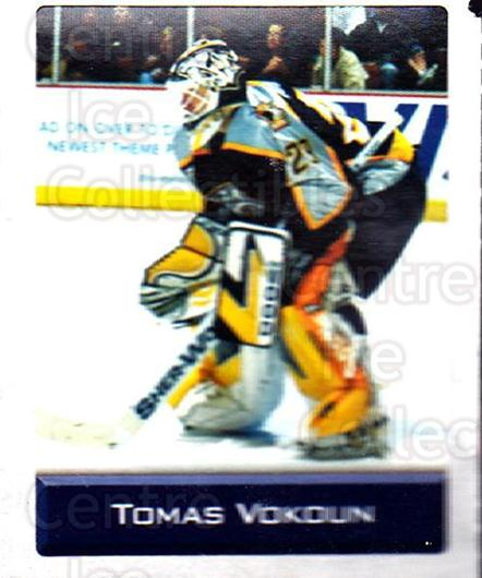 2003 NHL Stickers Collection #260 Tomas Vokoun<br/>1 In Stock - $2.00 each - <a href=https://centericecollectibles.foxycart.com/cart?name=2003%20NHL%20Stickers%20Collection%20%23260%20Tomas%20Vokoun...&quantity_max=1&price=$2.00&code=244312 class=foxycart> Buy it now! </a>