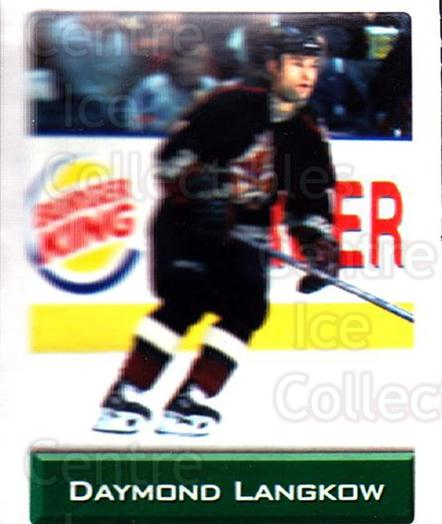 2003 NHL Stickers Collection #266 Daymond Langkow<br/>4 In Stock - $2.00 each - <a href=https://centericecollectibles.foxycart.com/cart?name=2003%20NHL%20Stickers%20Collection%20%23266%20Daymond%20Langkow...&quantity_max=4&price=$2.00&code=244318 class=foxycart> Buy it now! </a>