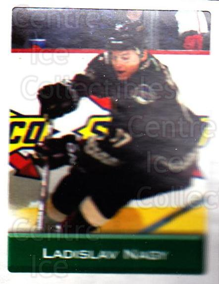 2003 NHL Stickers Collection #267 Ladislav Nagy<br/>5 In Stock - $2.00 each - <a href=https://centericecollectibles.foxycart.com/cart?name=2003%20NHL%20Stickers%20Collection%20%23267%20Ladislav%20Nagy...&quantity_max=5&price=$2.00&code=244319 class=foxycart> Buy it now! </a>