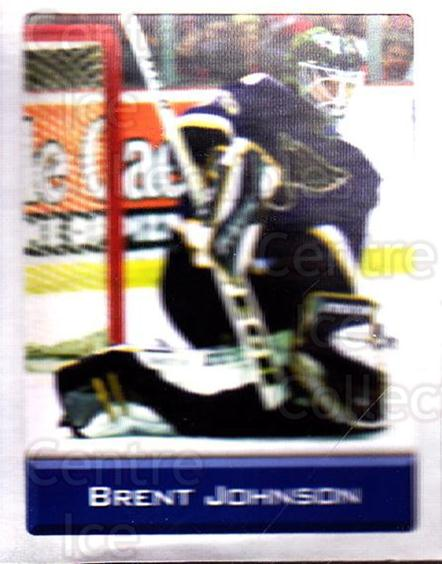 2003 NHL Stickers Collection #280 Brent Johnson<br/>3 In Stock - $2.00 each - <a href=https://centericecollectibles.foxycart.com/cart?name=2003%20NHL%20Stickers%20Collection%20%23280%20Brent%20Johnson...&quantity_max=3&price=$2.00&code=244332 class=foxycart> Buy it now! </a>