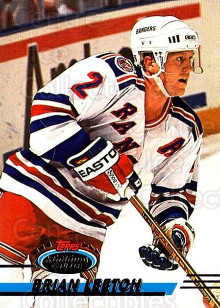 1993-94 Stadium Club #88 Brian Leetch<br/>3 In Stock - $1.00 each - <a href=https://centericecollectibles.foxycart.com/cart?name=1993-94%20Stadium%20Club%20%2388%20Brian%20Leetch...&quantity_max=3&price=$1.00&code=244882 class=foxycart> Buy it now! </a>