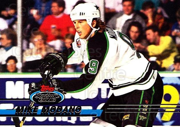 1993-94 Stadium Club #130 Mike Modano<br/>4 In Stock - $1.00 each - <a href=https://centericecollectibles.foxycart.com/cart?name=1993-94%20Stadium%20Club%20%23130%20Mike%20Modano...&quantity_max=4&price=$1.00&code=244924 class=foxycart> Buy it now! </a>