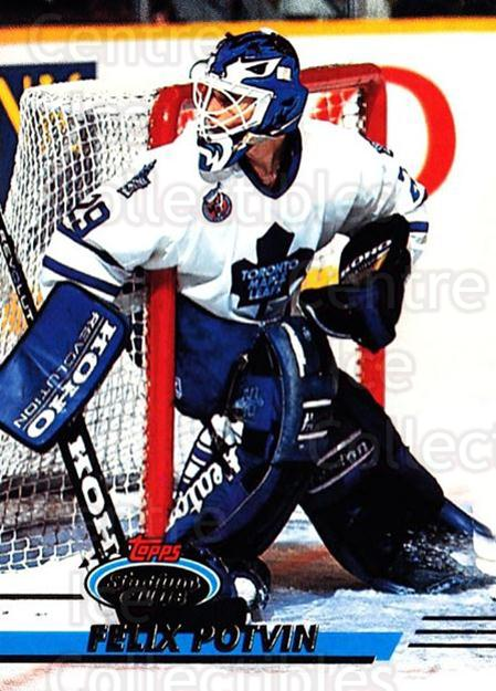 1993-94 Stadium Club #280 Felix Potvin<br/>1 In Stock - $1.00 each - <a href=https://centericecollectibles.foxycart.com/cart?name=1993-94%20Stadium%20Club%20%23280%20Felix%20Potvin...&quantity_max=1&price=$1.00&code=245074 class=foxycart> Buy it now! </a>