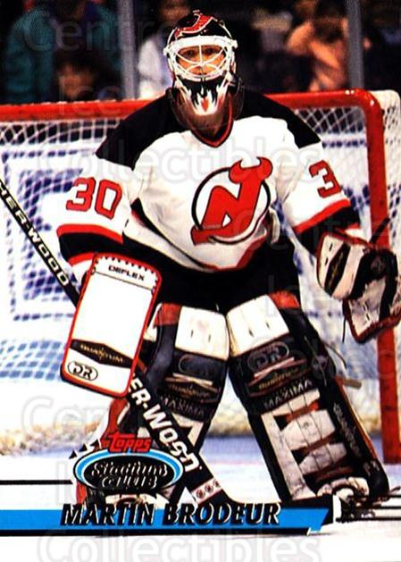 1993-94 Stadium Club #352 Martin Brodeur<br/>3 In Stock - $2.00 each - <a href=https://centericecollectibles.foxycart.com/cart?name=1993-94%20Stadium%20Club%20%23352%20Martin%20Brodeur...&price=$2.00&code=245146 class=foxycart> Buy it now! </a>