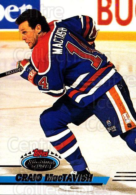 1993-94 Stadium Club #410 Craig MacTavish<br/>4 In Stock - $1.00 each - <a href=https://centericecollectibles.foxycart.com/cart?name=1993-94%20Stadium%20Club%20%23410%20Craig%20MacTavish...&quantity_max=4&price=$1.00&code=245204 class=foxycart> Buy it now! </a>