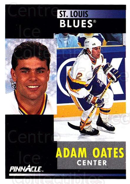 1991-92 Pinnacle #6 Adam Oates<br/>8 In Stock - $1.00 each - <a href=https://centericecollectibles.foxycart.com/cart?name=1991-92%20Pinnacle%20%236%20Adam%20Oates...&quantity_max=8&price=$1.00&code=245300 class=foxycart> Buy it now! </a>