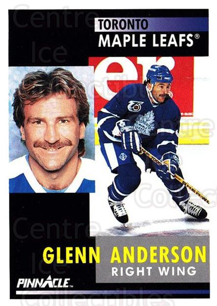 1991-92 Pinnacle #12 Glenn Anderson<br/>8 In Stock - $1.00 each - <a href=https://centericecollectibles.foxycart.com/cart?name=1991-92%20Pinnacle%20%2312%20Glenn%20Anderson...&quantity_max=8&price=$1.00&code=245306 class=foxycart> Buy it now! </a>