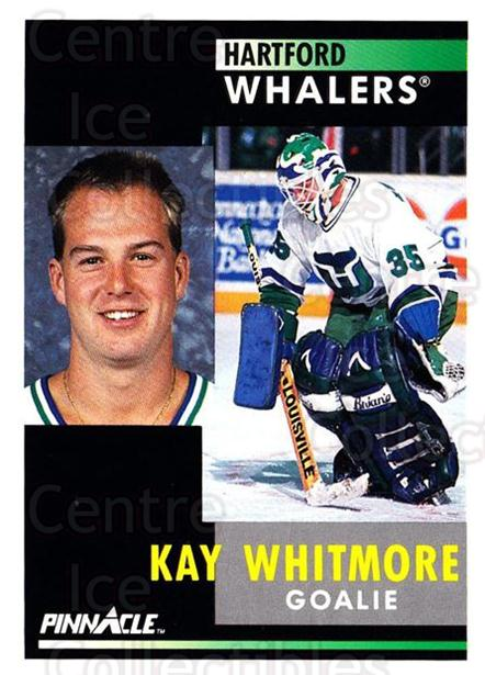 1991-92 Pinnacle #22 Kay Whitmore<br/>8 In Stock - $1.00 each - <a href=https://centericecollectibles.foxycart.com/cart?name=1991-92%20Pinnacle%20%2322%20Kay%20Whitmore...&quantity_max=8&price=$1.00&code=245316 class=foxycart> Buy it now! </a>