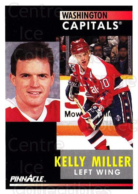 1991-92 Pinnacle #23 Kelly Miller<br/>8 In Stock - $1.00 each - <a href=https://centericecollectibles.foxycart.com/cart?name=1991-92%20Pinnacle%20%2323%20Kelly%20Miller...&quantity_max=8&price=$1.00&code=245317 class=foxycart> Buy it now! </a>