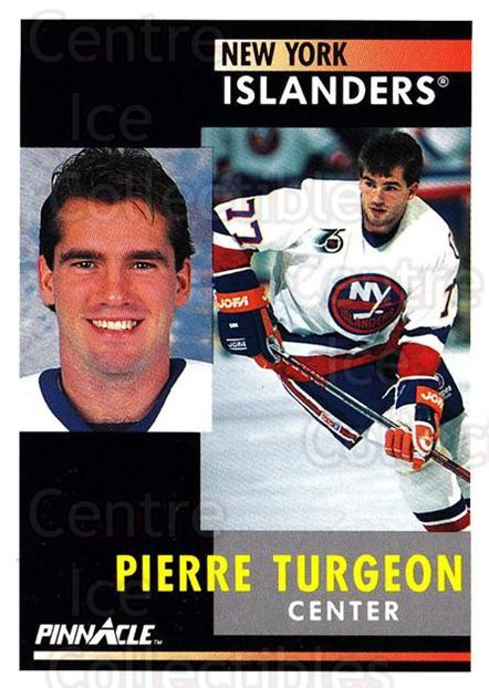 1991-92 Pinnacle #30 Pierre Turgeon<br/>5 In Stock - $1.00 each - <a href=https://centericecollectibles.foxycart.com/cart?name=1991-92%20Pinnacle%20%2330%20Pierre%20Turgeon...&quantity_max=5&price=$1.00&code=245324 class=foxycart> Buy it now! </a>