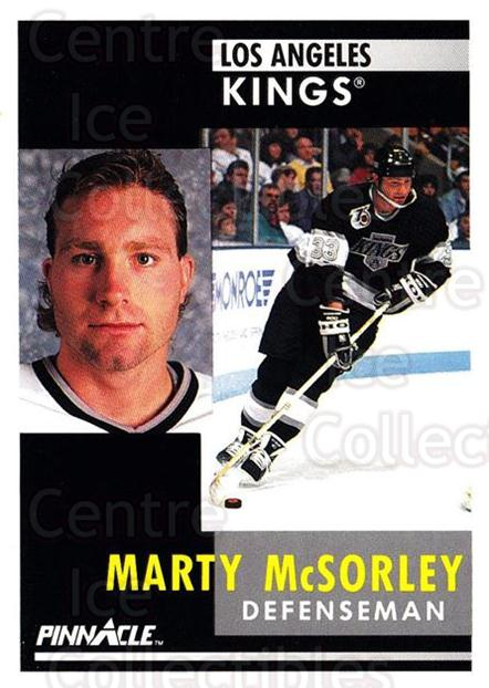 1991-92 Pinnacle #35 Marty McSorley<br/>8 In Stock - $1.00 each - <a href=https://centericecollectibles.foxycart.com/cart?name=1991-92%20Pinnacle%20%2335%20Marty%20McSorley...&quantity_max=8&price=$1.00&code=245329 class=foxycart> Buy it now! </a>