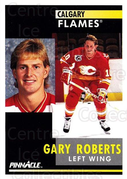 1991-92 Pinnacle #37 Gary Roberts<br/>8 In Stock - $1.00 each - <a href=https://centericecollectibles.foxycart.com/cart?name=1991-92%20Pinnacle%20%2337%20Gary%20Roberts...&quantity_max=8&price=$1.00&code=245331 class=foxycart> Buy it now! </a>