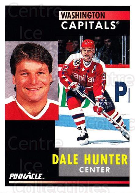 1991-92 Pinnacle #40 Dale Hunter<br/>8 In Stock - $1.00 each - <a href=https://centericecollectibles.foxycart.com/cart?name=1991-92%20Pinnacle%20%2340%20Dale%20Hunter...&quantity_max=8&price=$1.00&code=245334 class=foxycart> Buy it now! </a>