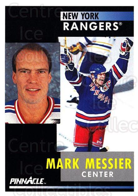 1991-92 Pinnacle #50 Mark Messier<br/>8 In Stock - $1.00 each - <a href=https://centericecollectibles.foxycart.com/cart?name=1991-92%20Pinnacle%20%2350%20Mark%20Messier...&quantity_max=8&price=$1.00&code=245344 class=foxycart> Buy it now! </a>