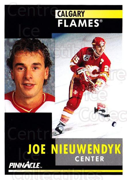 1991-92 Pinnacle #54 Joe Nieuwendyk<br/>8 In Stock - $1.00 each - <a href=https://centericecollectibles.foxycart.com/cart?name=1991-92%20Pinnacle%20%2354%20Joe%20Nieuwendyk...&quantity_max=8&price=$1.00&code=245348 class=foxycart> Buy it now! </a>