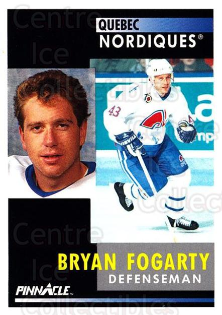 1991-92 Pinnacle #59 Bryan Fogarty<br/>7 In Stock - $1.00 each - <a href=https://centericecollectibles.foxycart.com/cart?name=1991-92%20Pinnacle%20%2359%20Bryan%20Fogarty...&quantity_max=7&price=$1.00&code=245353 class=foxycart> Buy it now! </a>