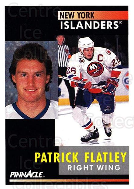 1991-92 Pinnacle #67 Pat Flatley<br/>8 In Stock - $1.00 each - <a href=https://centericecollectibles.foxycart.com/cart?name=1991-92%20Pinnacle%20%2367%20Pat%20Flatley...&quantity_max=8&price=$1.00&code=245361 class=foxycart> Buy it now! </a>