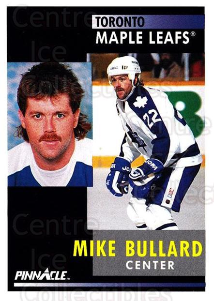 1991-92 Pinnacle #69 Mike Bullard<br/>8 In Stock - $1.00 each - <a href=https://centericecollectibles.foxycart.com/cart?name=1991-92%20Pinnacle%20%2369%20Mike%20Bullard...&quantity_max=8&price=$1.00&code=245363 class=foxycart> Buy it now! </a>