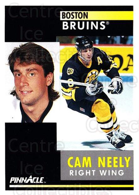 1991-92 Pinnacle #78 Cam Neely<br/>8 In Stock - $1.00 each - <a href=https://centericecollectibles.foxycart.com/cart?name=1991-92%20Pinnacle%20%2378%20Cam%20Neely...&quantity_max=8&price=$1.00&code=245372 class=foxycart> Buy it now! </a>