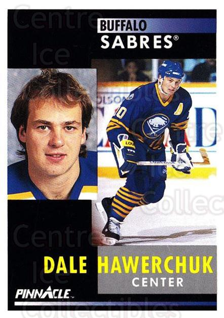 1991-92 Pinnacle #80 Dale Hawerchuk<br/>8 In Stock - $1.00 each - <a href=https://centericecollectibles.foxycart.com/cart?name=1991-92%20Pinnacle%20%2380%20Dale%20Hawerchuk...&quantity_max=8&price=$1.00&code=245374 class=foxycart> Buy it now! </a>
