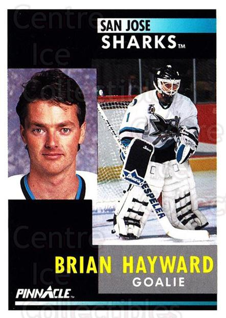 1991-92 Pinnacle #83 Brian Hayward<br/>4 In Stock - $1.00 each - <a href=https://centericecollectibles.foxycart.com/cart?name=1991-92%20Pinnacle%20%2383%20Brian%20Hayward...&quantity_max=4&price=$1.00&code=245377 class=foxycart> Buy it now! </a>