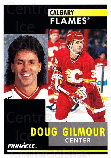 1991-92 Pinnacle #92 Doug Gilmour<br/>4 In Stock - $1.00 each - <a href=https://centericecollectibles.foxycart.com/cart?name=1991-92%20Pinnacle%20%2392%20Doug%20Gilmour...&quantity_max=4&price=$1.00&code=245386 class=foxycart> Buy it now! </a>