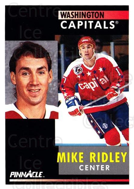 1991-92 Pinnacle #94 Mike Ridley<br/>8 In Stock - $1.00 each - <a href=https://centericecollectibles.foxycart.com/cart?name=1991-92%20Pinnacle%20%2394%20Mike%20Ridley...&quantity_max=8&price=$1.00&code=245388 class=foxycart> Buy it now! </a>