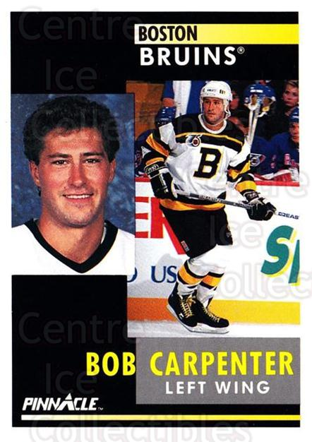 1991-92 Pinnacle #99 Bob Carpenter<br/>8 In Stock - $1.00 each - <a href=https://centericecollectibles.foxycart.com/cart?name=1991-92%20Pinnacle%20%2399%20Bob%20Carpenter...&quantity_max=8&price=$1.00&code=245393 class=foxycart> Buy it now! </a>
