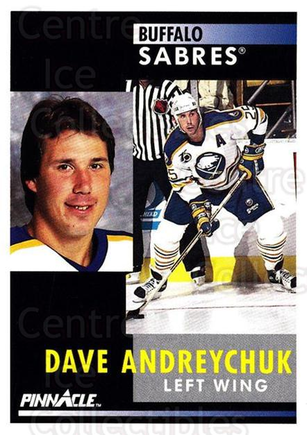 1991-92 Pinnacle #122 Dave Andreychuk<br/>8 In Stock - $1.00 each - <a href=https://centericecollectibles.foxycart.com/cart?name=1991-92%20Pinnacle%20%23122%20Dave%20Andreychuk...&quantity_max=8&price=$1.00&code=245416 class=foxycart> Buy it now! </a>