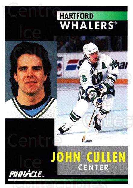 1991-92 Pinnacle #125 John Cullen<br/>8 In Stock - $1.00 each - <a href=https://centericecollectibles.foxycart.com/cart?name=1991-92%20Pinnacle%20%23125%20John%20Cullen...&quantity_max=8&price=$1.00&code=245419 class=foxycart> Buy it now! </a>