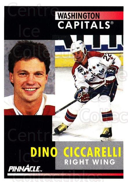 1991-92 Pinnacle #128 Dino Ciccarelli<br/>8 In Stock - $1.00 each - <a href=https://centericecollectibles.foxycart.com/cart?name=1991-92%20Pinnacle%20%23128%20Dino%20Ciccarelli...&quantity_max=8&price=$1.00&code=245422 class=foxycart> Buy it now! </a>