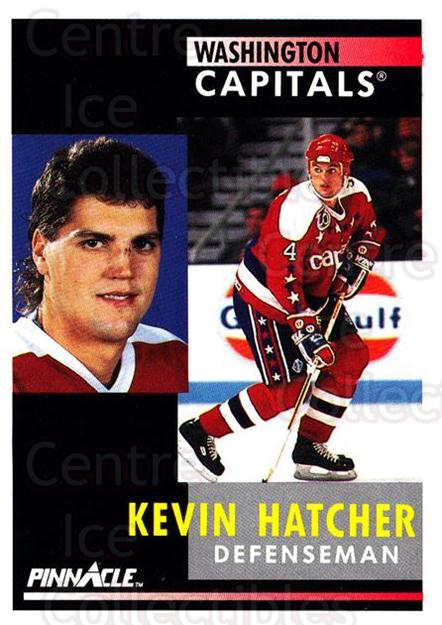 1991-92 Pinnacle #131 Kevin Hatcher<br/>8 In Stock - $1.00 each - <a href=https://centericecollectibles.foxycart.com/cart?name=1991-92%20Pinnacle%20%23131%20Kevin%20Hatcher...&quantity_max=8&price=$1.00&code=245425 class=foxycart> Buy it now! </a>