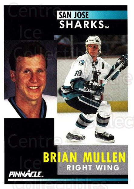 1991-92 Pinnacle #135 Brian Mullen<br/>7 In Stock - $1.00 each - <a href=https://centericecollectibles.foxycart.com/cart?name=1991-92%20Pinnacle%20%23135%20Brian%20Mullen...&quantity_max=7&price=$1.00&code=245429 class=foxycart> Buy it now! </a>