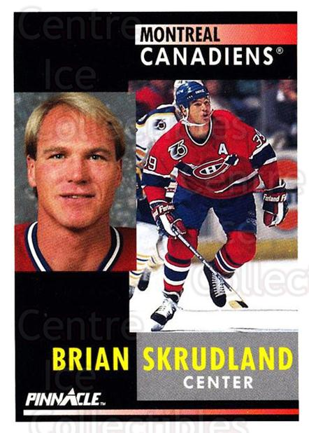 1991-92 Pinnacle #160 Brian Skrudland<br/>7 In Stock - $1.00 each - <a href=https://centericecollectibles.foxycart.com/cart?name=1991-92%20Pinnacle%20%23160%20Brian%20Skrudland...&quantity_max=7&price=$1.00&code=245454 class=foxycart> Buy it now! </a>