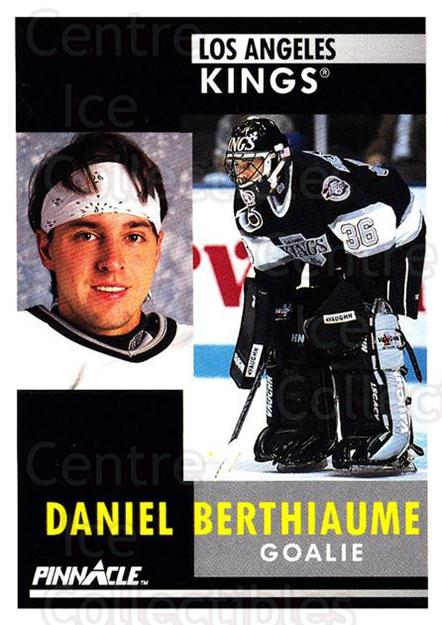 1991-92 Pinnacle #165 Daniel Berthiaume<br/>8 In Stock - $1.00 each - <a href=https://centericecollectibles.foxycart.com/cart?name=1991-92%20Pinnacle%20%23165%20Daniel%20Berthiau...&quantity_max=8&price=$1.00&code=245459 class=foxycart> Buy it now! </a>