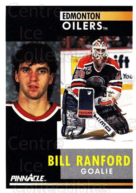 1991-92 Pinnacle #170 Bill Ranford<br/>8 In Stock - $1.00 each - <a href=https://centericecollectibles.foxycart.com/cart?name=1991-92%20Pinnacle%20%23170%20Bill%20Ranford...&quantity_max=8&price=$1.00&code=245464 class=foxycart> Buy it now! </a>