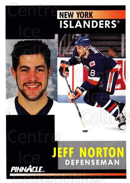1991-92 Pinnacle #172 Jeff Norton<br/>8 In Stock - $1.00 each - <a href=https://centericecollectibles.foxycart.com/cart?name=1991-92%20Pinnacle%20%23172%20Jeff%20Norton...&quantity_max=8&price=$1.00&code=245466 class=foxycart> Buy it now! </a>