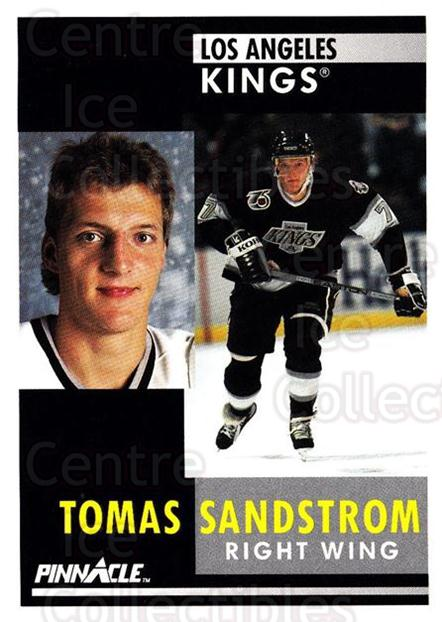 1991-92 Pinnacle #178 Tomas Sandstrom<br/>7 In Stock - $1.00 each - <a href=https://centericecollectibles.foxycart.com/cart?name=1991-92%20Pinnacle%20%23178%20Tomas%20Sandstrom...&quantity_max=7&price=$1.00&code=245472 class=foxycart> Buy it now! </a>