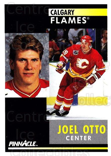 1991-92 Pinnacle #179 Joel Otto<br/>8 In Stock - $1.00 each - <a href=https://centericecollectibles.foxycart.com/cart?name=1991-92%20Pinnacle%20%23179%20Joel%20Otto...&quantity_max=8&price=$1.00&code=245473 class=foxycart> Buy it now! </a>