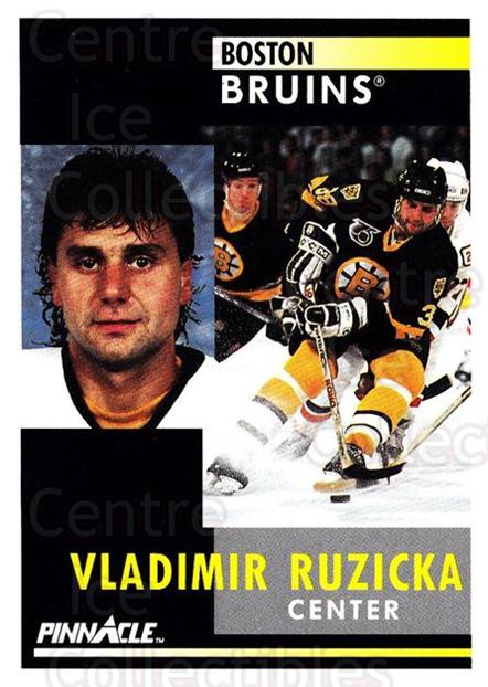1991-92 Pinnacle #181 Vladimir Ruzicka<br/>8 In Stock - $1.00 each - <a href=https://centericecollectibles.foxycart.com/cart?name=1991-92%20Pinnacle%20%23181%20Vladimir%20Ruzick...&quantity_max=8&price=$1.00&code=245475 class=foxycart> Buy it now! </a>