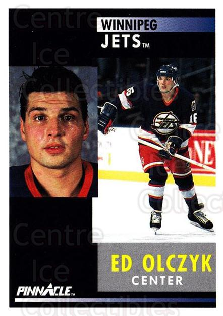 1991-92 Pinnacle #193 Ed Olczyk<br/>8 In Stock - $1.00 each - <a href=https://centericecollectibles.foxycart.com/cart?name=1991-92%20Pinnacle%20%23193%20Ed%20Olczyk...&quantity_max=8&price=$1.00&code=245487 class=foxycart> Buy it now! </a>