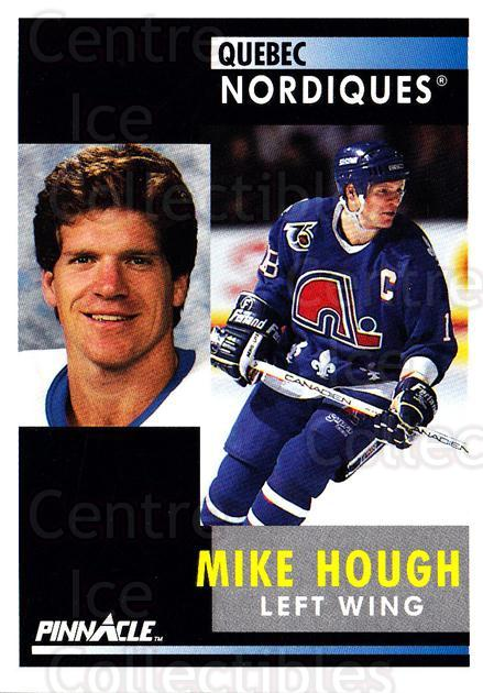 1991-92 Pinnacle #194 Mike Hough<br/>8 In Stock - $1.00 each - <a href=https://centericecollectibles.foxycart.com/cart?name=1991-92%20Pinnacle%20%23194%20Mike%20Hough...&quantity_max=8&price=$1.00&code=245488 class=foxycart> Buy it now! </a>