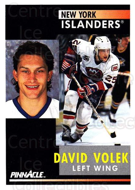 1991-92 Pinnacle #198 David Volek<br/>8 In Stock - $1.00 each - <a href=https://centericecollectibles.foxycart.com/cart?name=1991-92%20Pinnacle%20%23198%20David%20Volek...&quantity_max=8&price=$1.00&code=245492 class=foxycart> Buy it now! </a>