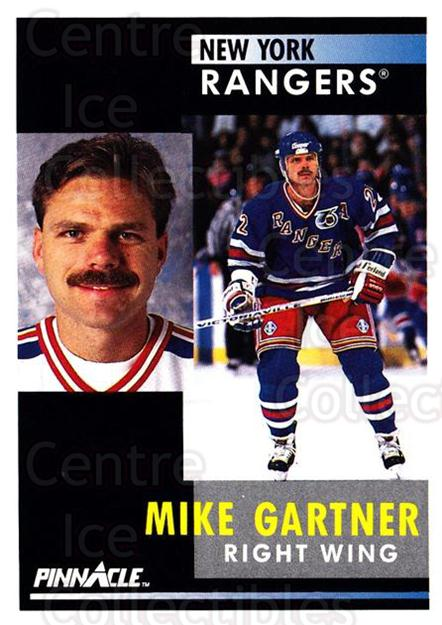 1991-92 Pinnacle #202 Mike Gartner<br/>8 In Stock - $1.00 each - <a href=https://centericecollectibles.foxycart.com/cart?name=1991-92%20Pinnacle%20%23202%20Mike%20Gartner...&quantity_max=8&price=$1.00&code=245496 class=foxycart> Buy it now! </a>
