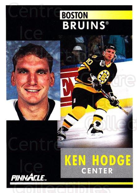 1991-92 Pinnacle #203 Ken Hodge Jr.<br/>7 In Stock - $1.00 each - <a href=https://centericecollectibles.foxycart.com/cart?name=1991-92%20Pinnacle%20%23203%20Ken%20Hodge%20Jr....&quantity_max=7&price=$1.00&code=245497 class=foxycart> Buy it now! </a>