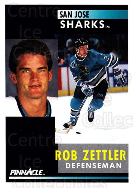 1991-92 Pinnacle #213 Rob Zettler<br/>7 In Stock - $1.00 each - <a href=https://centericecollectibles.foxycart.com/cart?name=1991-92%20Pinnacle%20%23213%20Rob%20Zettler...&quantity_max=7&price=$1.00&code=245507 class=foxycart> Buy it now! </a>