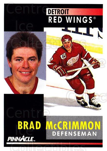 1991-92 Pinnacle #214 Brad McCrimmon<br/>8 In Stock - $1.00 each - <a href=https://centericecollectibles.foxycart.com/cart?name=1991-92%20Pinnacle%20%23214%20Brad%20McCrimmon...&quantity_max=8&price=$1.00&code=245508 class=foxycart> Buy it now! </a>