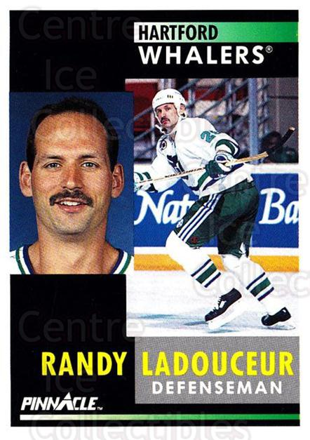 1991-92 Pinnacle #224 Randy Ladouceur<br/>8 In Stock - $1.00 each - <a href=https://centericecollectibles.foxycart.com/cart?name=1991-92%20Pinnacle%20%23224%20Randy%20Ladouceur...&quantity_max=8&price=$1.00&code=245518 class=foxycart> Buy it now! </a>