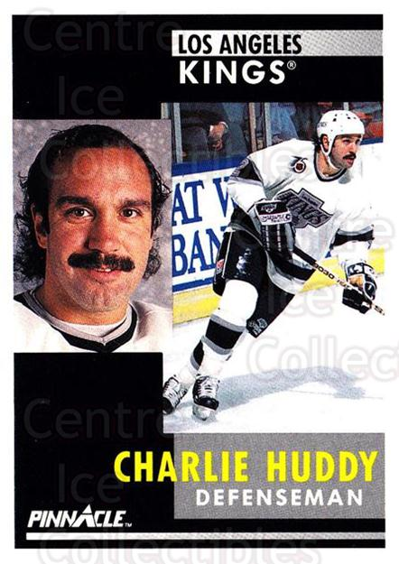 1991-92 Pinnacle #225 Charlie Huddy<br/>8 In Stock - $1.00 each - <a href=https://centericecollectibles.foxycart.com/cart?name=1991-92%20Pinnacle%20%23225%20Charlie%20Huddy...&quantity_max=8&price=$1.00&code=245519 class=foxycart> Buy it now! </a>
